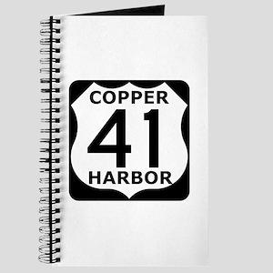 Copper Harbor 41 Journal