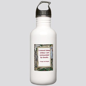 Surrounded By Books Stainless Water Bottle 1.0L