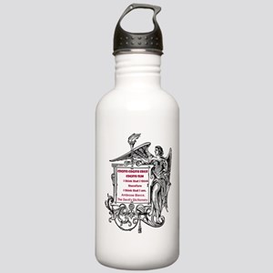 I Think That I Think Stainless Water Bottle 1.0L