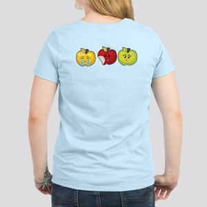 Women's Light T-Shirt An Apple a Day