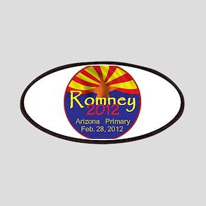 Romney Arizona Patches