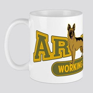 Army Working Dogs Mug