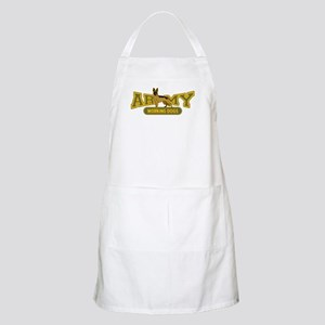 Army Working Dogs Apron