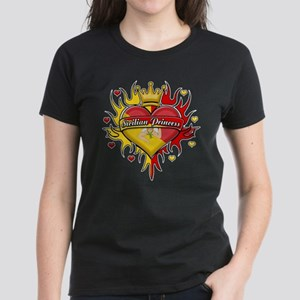 Sicilian Princess Women's Dark T-Shirt