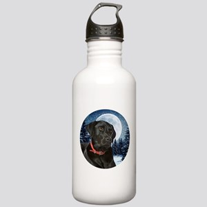 Black Lab Stainless Water Bottle 1.0L