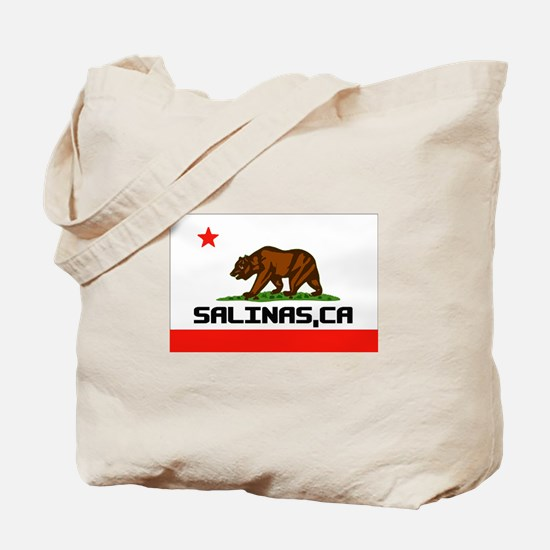 Salinas, Ca -- T-Shirt Tote Bag