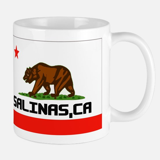 Salinas, Ca -- T-Shirt Mug