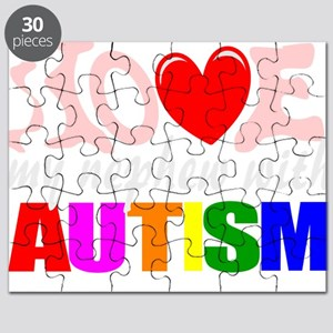 Love my autistic nephew Puzzle