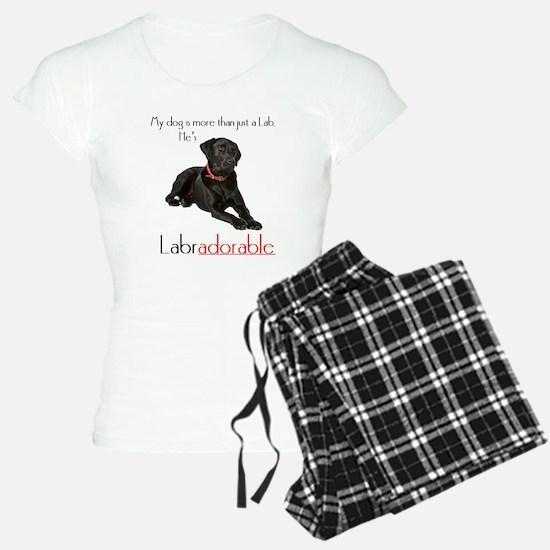 He's Labradorable Pajamas