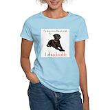 Black lab Women's Light T-Shirt