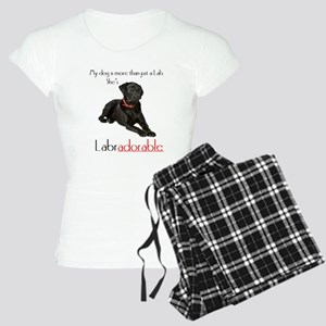 SHE's Labradorable Women's Light Pajamas