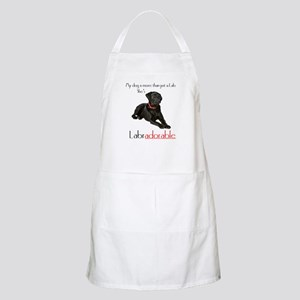 SHE's Labradorable Apron
