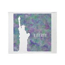 Liberty Throw Blanket