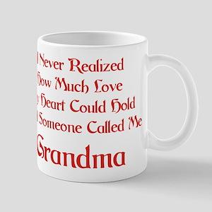 Called Me Grandma Mug