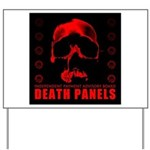 Death Panels Yard Sign