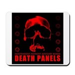 Death Panels Mousepad