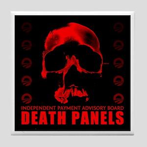Death Panels Tile Coaster