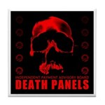 Death Panels Tile Coaster