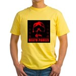 Death Panels Yellow T-Shirt