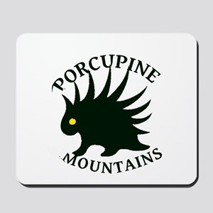 Porcupine Mountains Mousepad