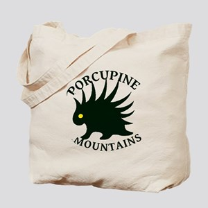 Porcupine Mountains Tote Bag