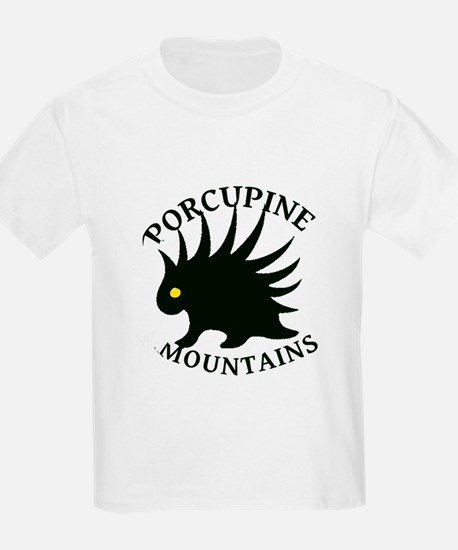 Porcupine Mountains T-Shirt