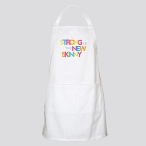 Strong is the New Skinny - Color Merge Apron
