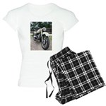 Vintage Motorcycle Women's Light Pajamas