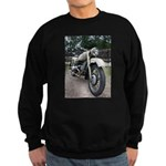 Vintage Motorcycle Sweatshirt (dark)