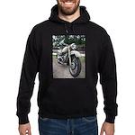 Vintage Motorcycle Hoodie (dark)