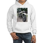 Vintage Motorcycle Hooded Sweatshirt