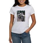 Vintage Motorcycle Women's T-Shirt