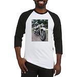 Vintage Motorcycle Baseball Jersey