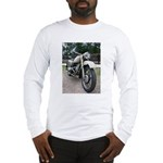Vintage Motorcycle Long Sleeve T-Shirt