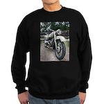 Vintage Motorcycle Sweatshirt (dark)