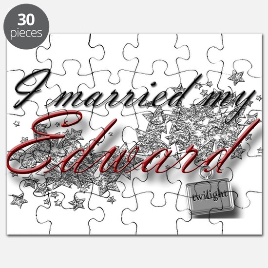 Married my Edward Puzzle