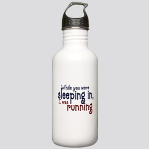 Sleeping in Stainless Water Bottle 1.0L