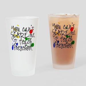 Preschool Scare Drinking Glass