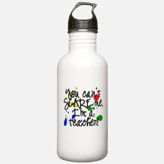 Cute Teacher Water Bottle