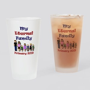 Primary Family Drinking Glass