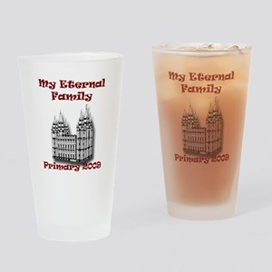 Temple Theme Drinking Glass