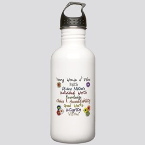 YW of Value Stainless Water Bottle 1.0L