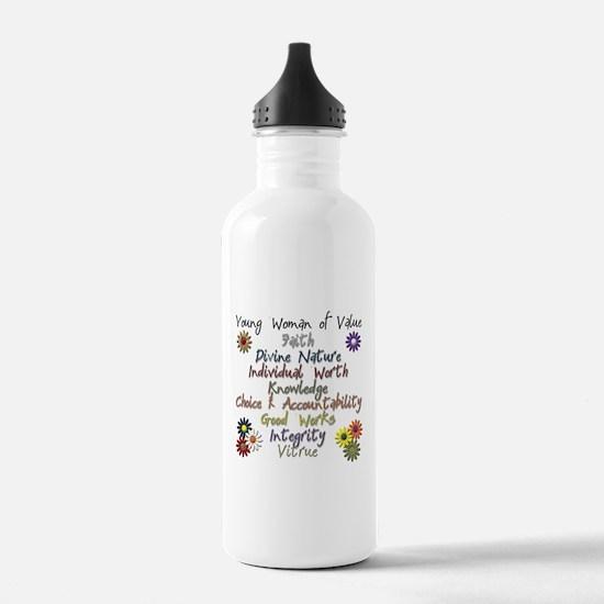 YW of Value Sports Water Bottle