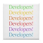 Developers Tile Coaster