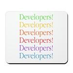 Developers Mousepad
