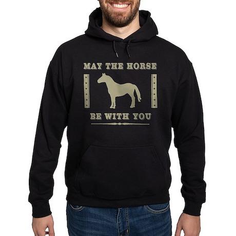 Horse Force Hoodie (dark)
