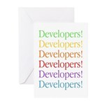 Developers Greeting Cards (Pk of 10)