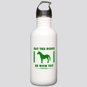 Horse Force Stainless Water Bottle 1.0L