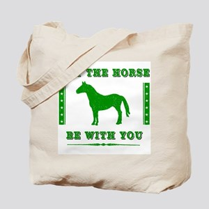 Horse Force Tote Bag