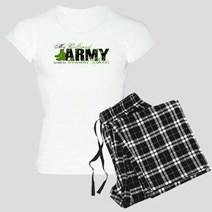 Girlfriend Combat Boots - ARMY Women's Light Pajam